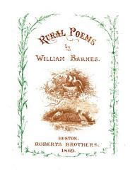 Rural Poems PDF