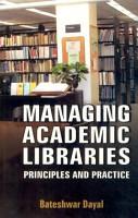 Manging Academic Libraries PDF
