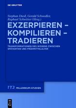 Exzerpieren   Kompilieren   Tradieren PDF