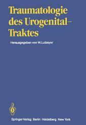 Traumatologie des Urogenitaltraktes