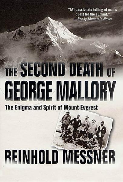 Download The Second Death of George Mallory Book