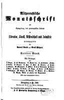 Altpreu  ische Monatsschrift zur Spiegelung des provinziellen Lebens in Literatur  Kunst  Wissenschaft und Industrie PDF