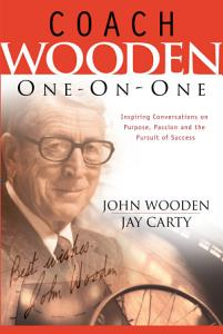 Coach Wooden One On One Book