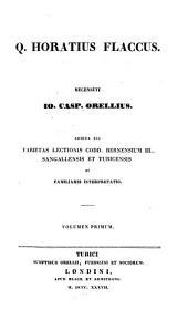 Opera: Volume 1
