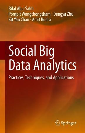 Social Big Data Analytics PDF