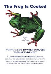 The Frog Is Cooked Book PDF