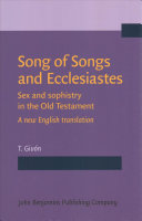 Song Of Songs And Ecclesiastes Book PDF