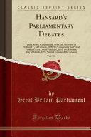 Hansard s Parliamentary Debates  Vol  350 PDF
