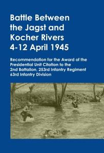 Battle Between the Jagst and Kocher Rivers  4 12 April 1945 Book
