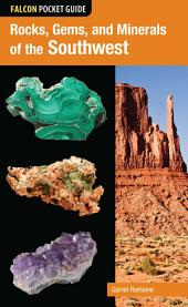 Falcon Pocket Guide: Rocks, Gems, and Minerals of the Southwest