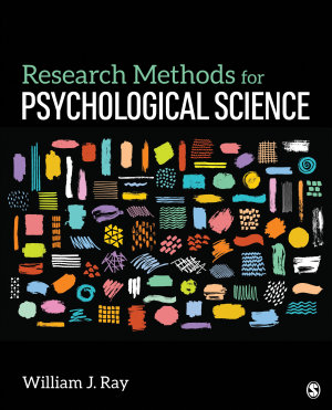 Research Methods for Psychological Science