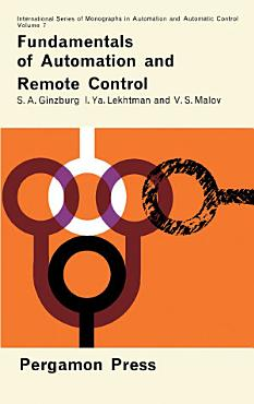 Fundamentals of Automation and Remote Control PDF