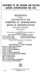 Department of the Interior and Related Agencies Appropriations for 1968 PDF