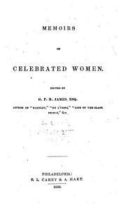 Memoirs of Celebrated Women: Volume 2