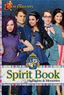 Disney Descendants  Auradon Prep Spirit Book