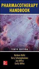 Pharmacotherapy Handbook  Tenth Edition PDF