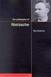 Philosophy of Nietzsche