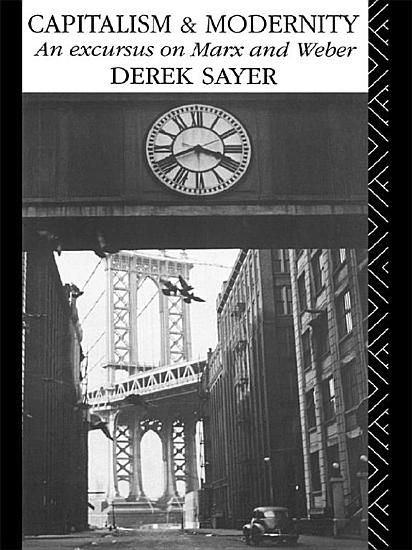 Capitalism and Modernity PDF