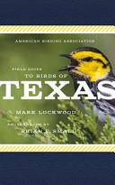 American Birding Association Field Guide to Birds of Texas PDF