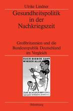 Gesundheitspolitik in der Nachkriegszeit PDF