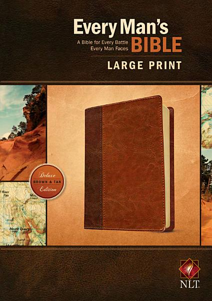 Download Every Man s Bible NLT Large Print Book