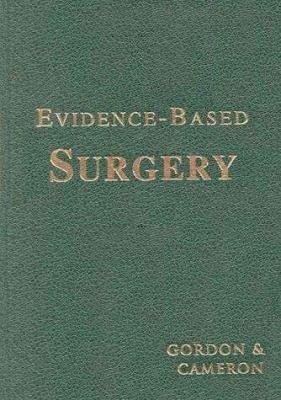 Evidence based Surgery PDF
