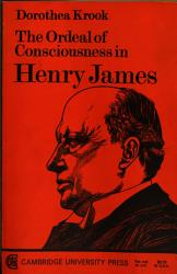 The Ordeal Of Consciousness In Henry James Book PDF