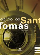Santo Tomás de Aquino: Bachillerato