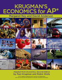 Krugman s Economics for AP  With Hardcover Book s
