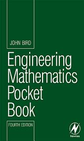 Engineering Mathematics Pocket Book: Edition 4