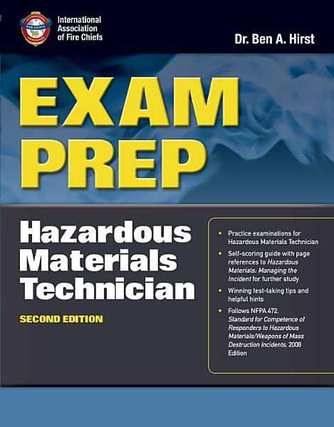 Exam Prep  Hazardous Materials Technician PDF