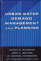 Urban Water Demand Management and Planning PDF