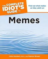 The Complete Idiot s Guide to Memes PDF