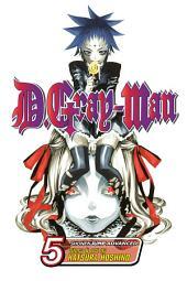 D.Gray-man, Vol. 5: Announcement