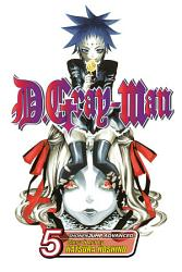 D Gray Man Vol 5 Book PDF