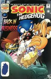 Sonic the Hedgehog #73
