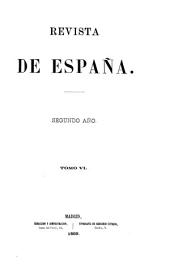 Revista de España: Volumen 6