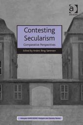 Contesting Secularism: Comparative Perspectives