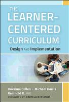 The Learner Centered Curriculum PDF