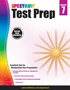 Spectrum Test Prep  Grade 7 PDF