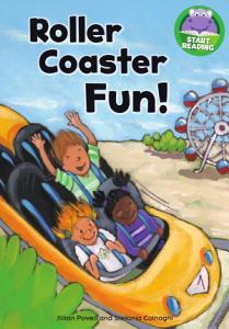 Roller Coaster Fun  Book