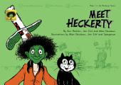 Meet Heckerty: A Funny Family Storybook for Learning to Read