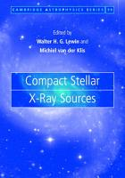 Compact Stellar X ray Sources PDF