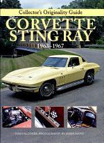 Collector's Originality Guide Corvette Sting Ray