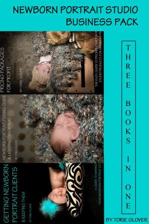 Newborn Portrait Studio Business Pack