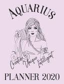 Aquarius Horoscope Dated Daily Planner Daily Diary For 2020 PDF