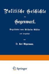 Politische Geschichte der Gegenwart: XXX. Das Jahr 1896