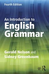 An Introduction to English Grammar PDF