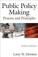 Public Policy Making PDF
