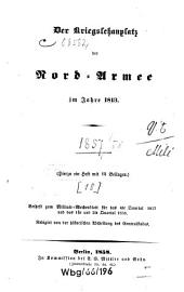 Militär-Wochenblatt: unabhängige Zeitschr. für d. dt. Wehrmacht. 1857/58